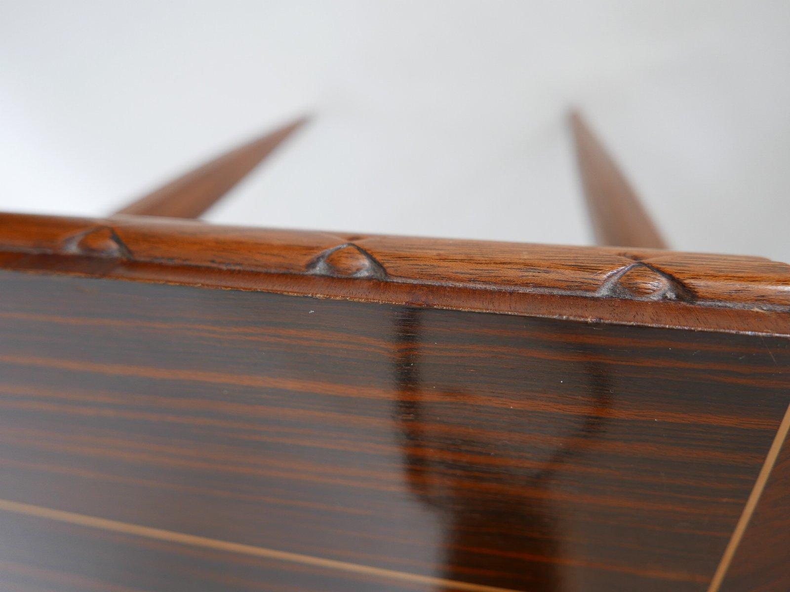 art deco gueridon 1930s for sale at pamono. Black Bedroom Furniture Sets. Home Design Ideas
