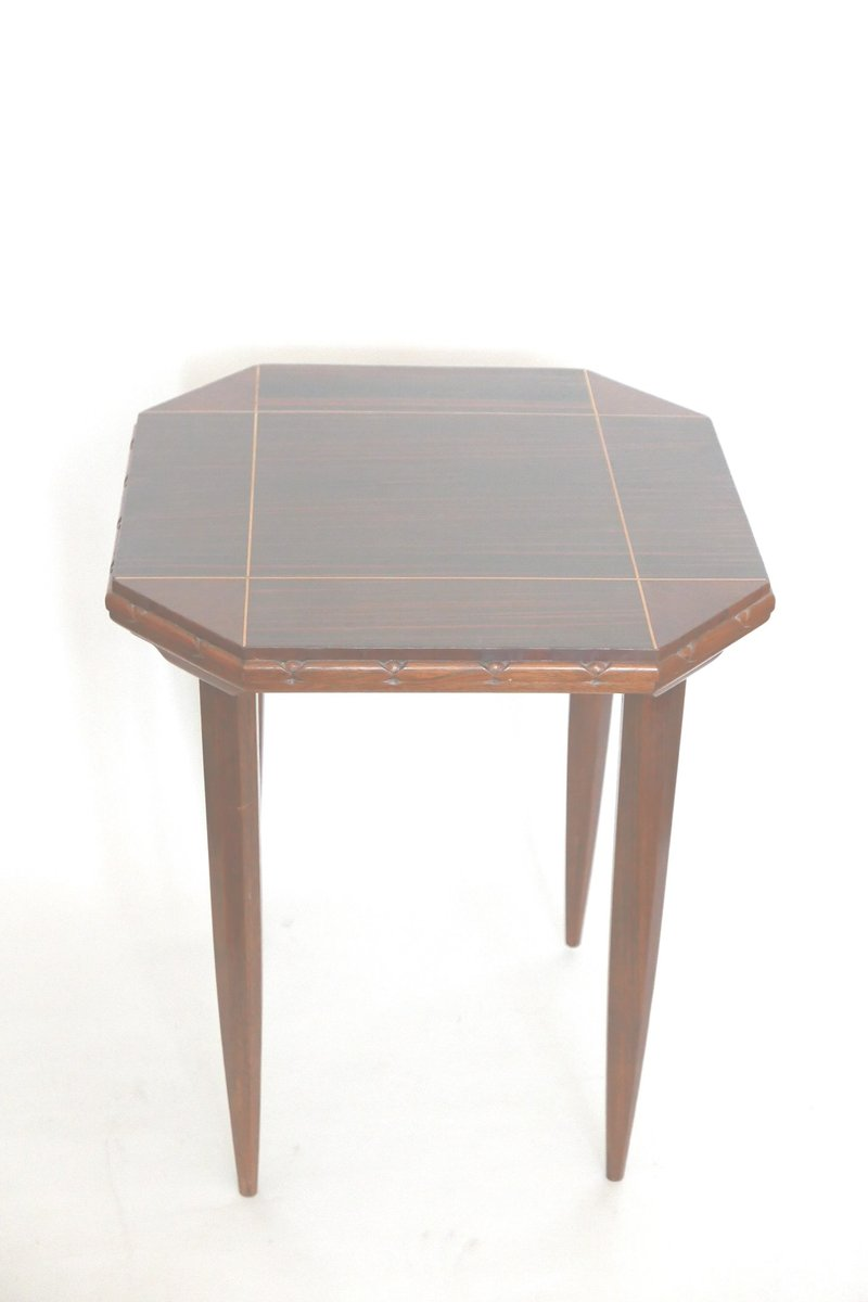 gu ridon art d co 1930s en vente sur pamono. Black Bedroom Furniture Sets. Home Design Ideas