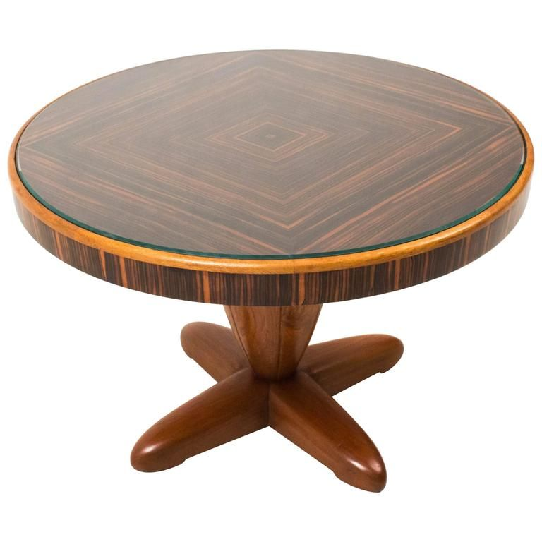 Art Deco Coffee Table By Paul Bromberg For Pander, 1931 8. U20ac2,450.00