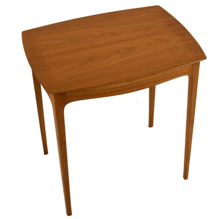 Mid century modern organic occasional table 1970s for for Designer occasional tables