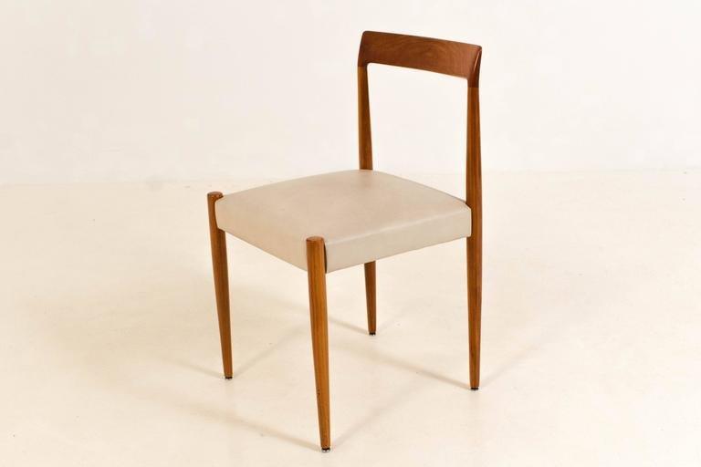 organischer mid century modern stuhl 1970er bei pamono kaufen. Black Bedroom Furniture Sets. Home Design Ideas
