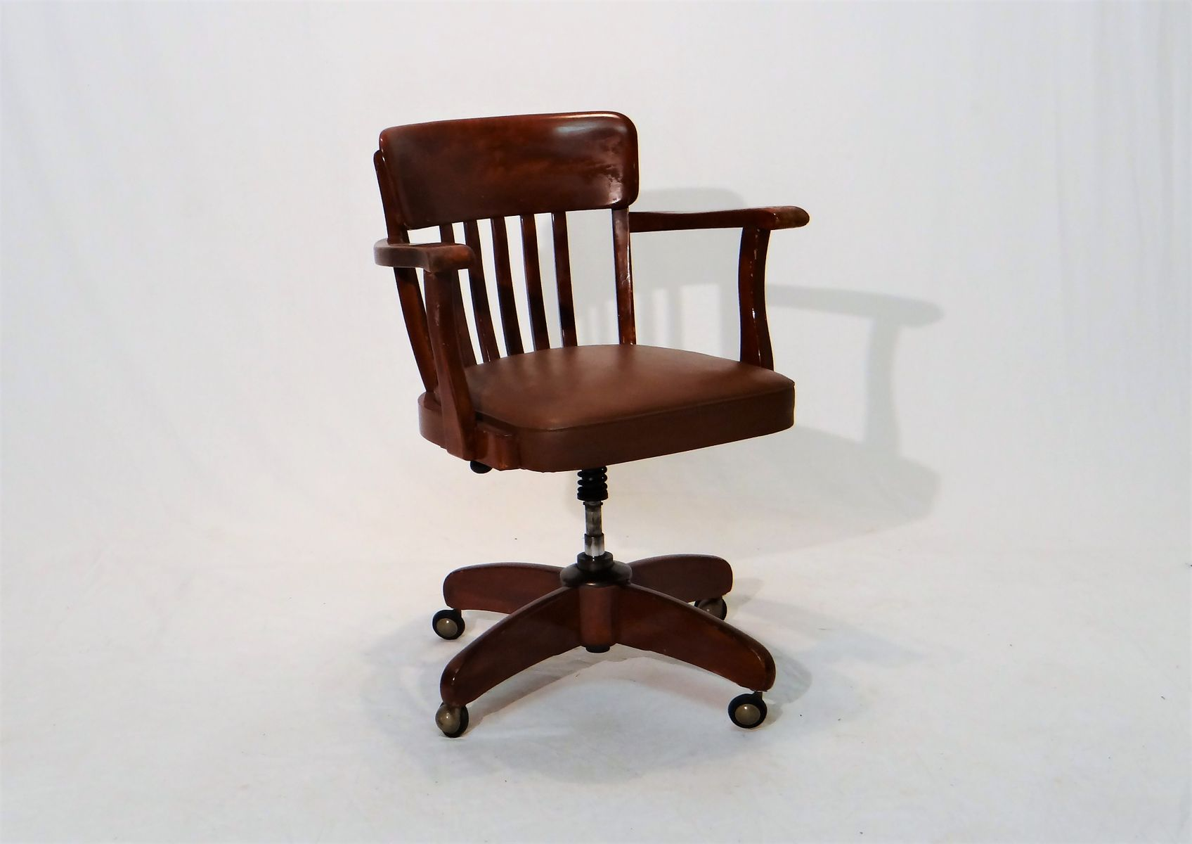 Chaise de bureau allemagne 1950s en vente sur pamono - Chaise de bureau en solde ...