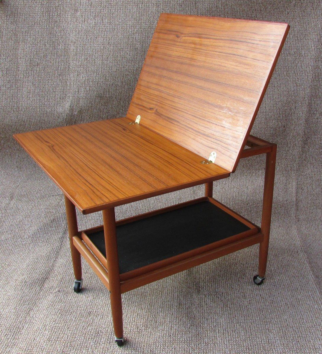 d nischer vintage servierwagen von arrebo m bler bei. Black Bedroom Furniture Sets. Home Design Ideas