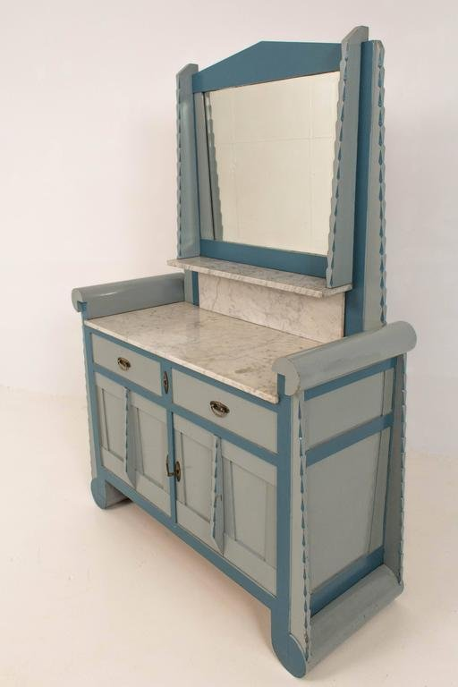 Amsterdam School Dressing Table With Mirror 9. $3,618.00. Price Per Piece