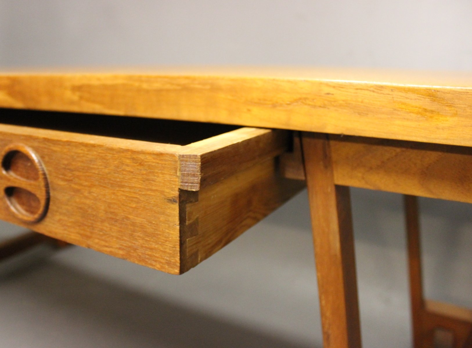 Teak Coffee Table by Illum Wikkels¸ 1960s for sale at Pamono