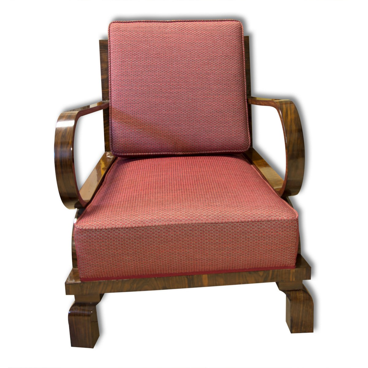 Czech Art Deco Armchairs 1930s Set Of 2 For Sale At Pamono