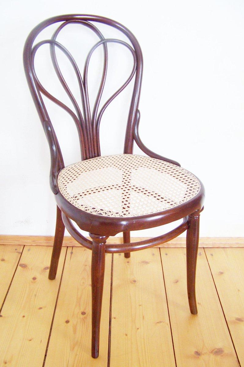 antiker stuhl nr 25 von gebr der thonet 1880er bei pamono kaufen. Black Bedroom Furniture Sets. Home Design Ideas