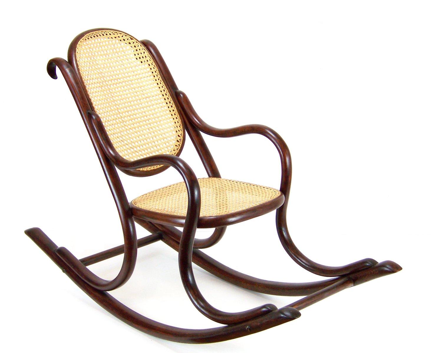 number 2 kinder schaukelstuhl von fischel 1890er bei. Black Bedroom Furniture Sets. Home Design Ideas