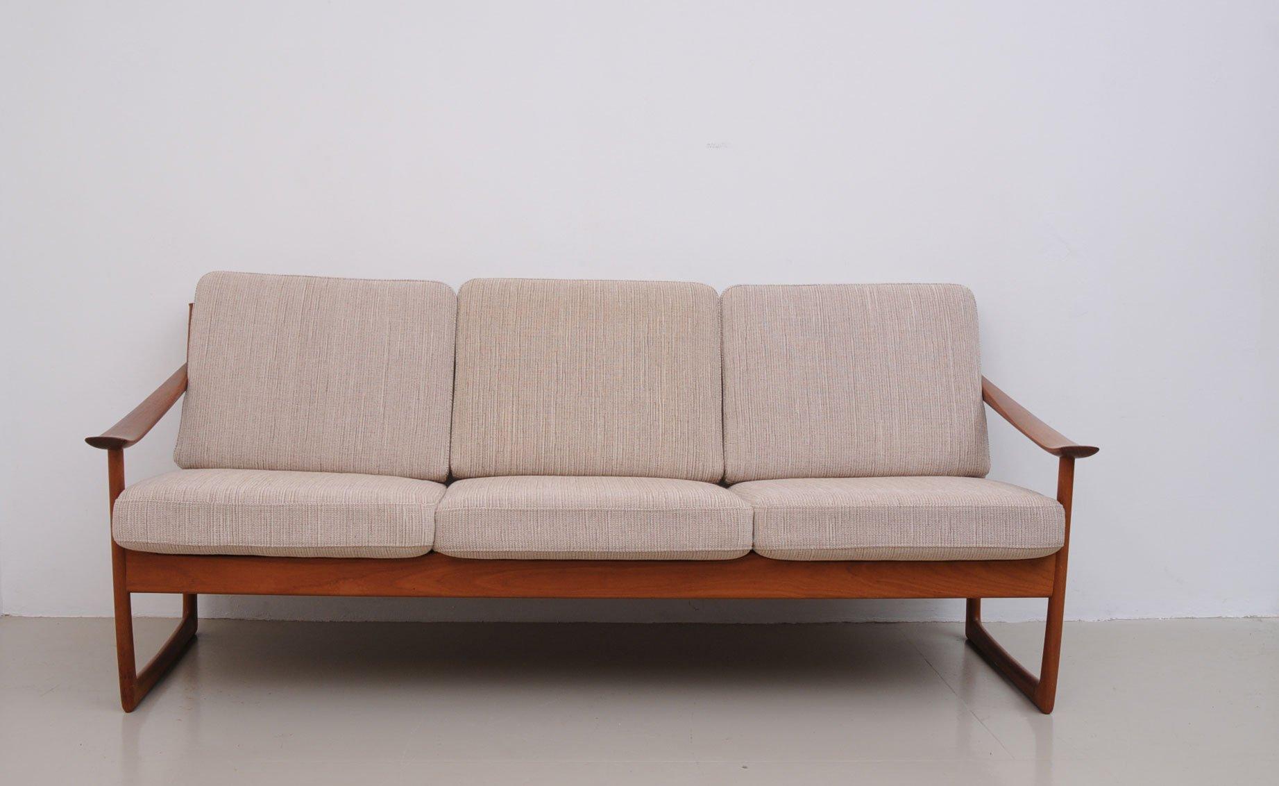 Vintage sofa bed retro sofa sleeper modern convertable for Sofa bed 60s