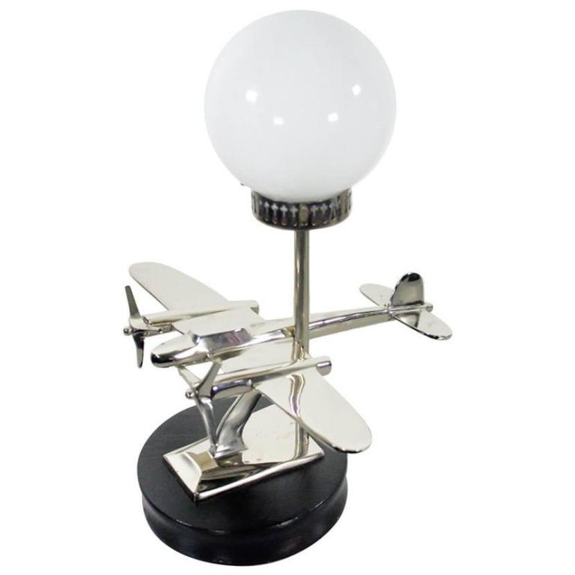 Vintage Art Deco Lamp 53
