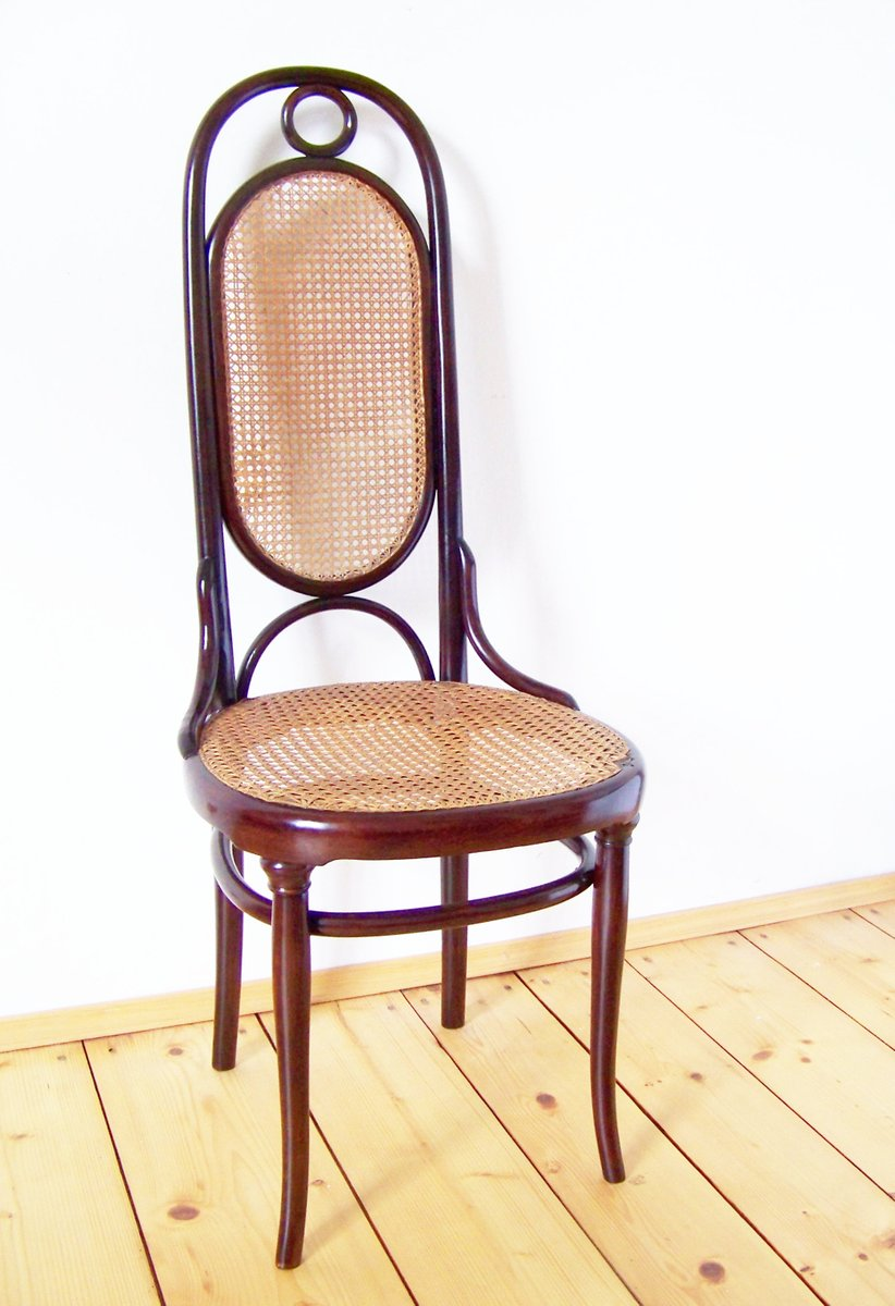 antique chair no 17 from thonet for sale at pamono. Black Bedroom Furniture Sets. Home Design Ideas