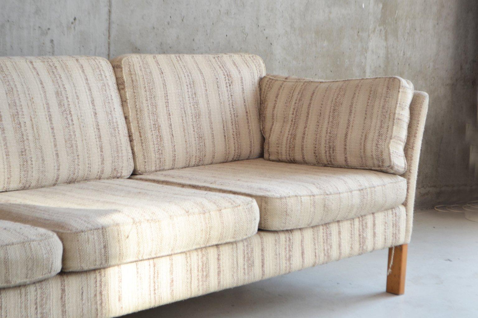 d nisches vintage dreisitzer sofa 1970er bei pamono kaufen. Black Bedroom Furniture Sets. Home Design Ideas
