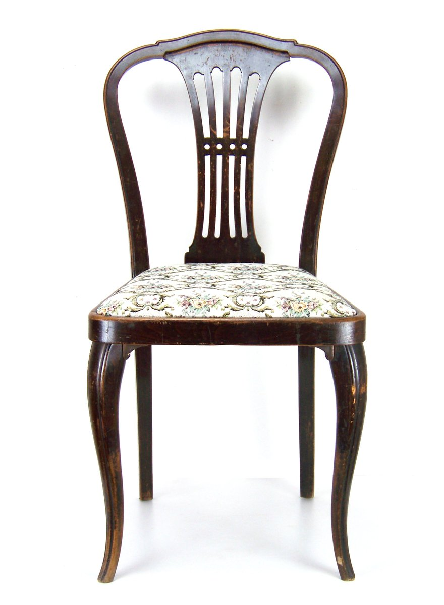 Number 613 chair by gustav siegel for thonet 1930s for for Chair design 1930
