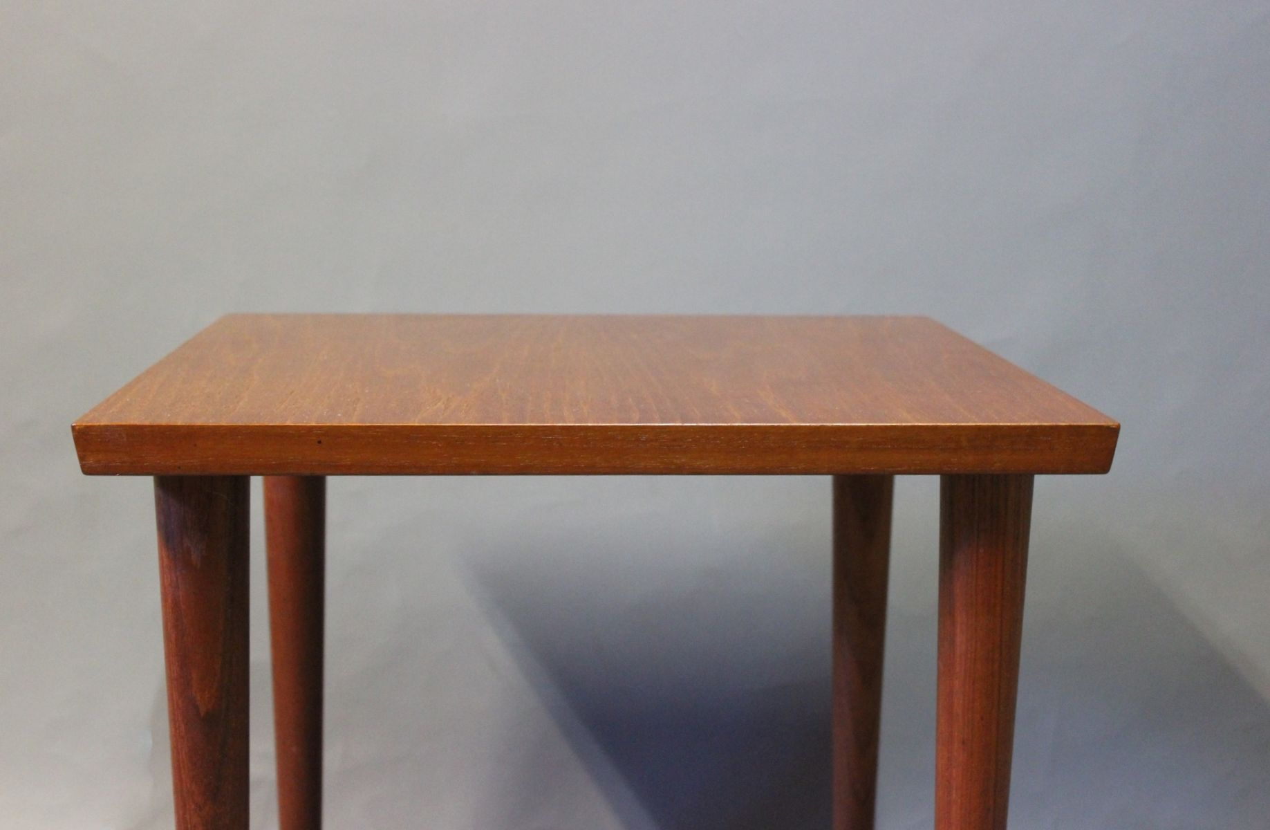 Small Side Table in Teak by Finn Juhl and France & S¸n 1960s for