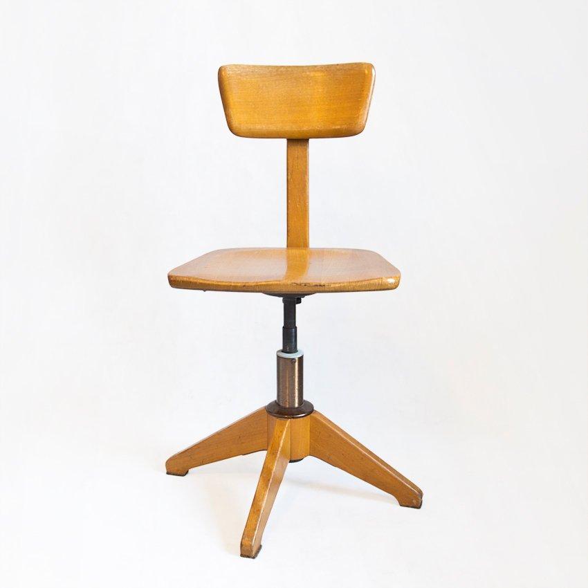 chaise de table d 39 architecte vintage de sedus en vente sur pamono. Black Bedroom Furniture Sets. Home Design Ideas