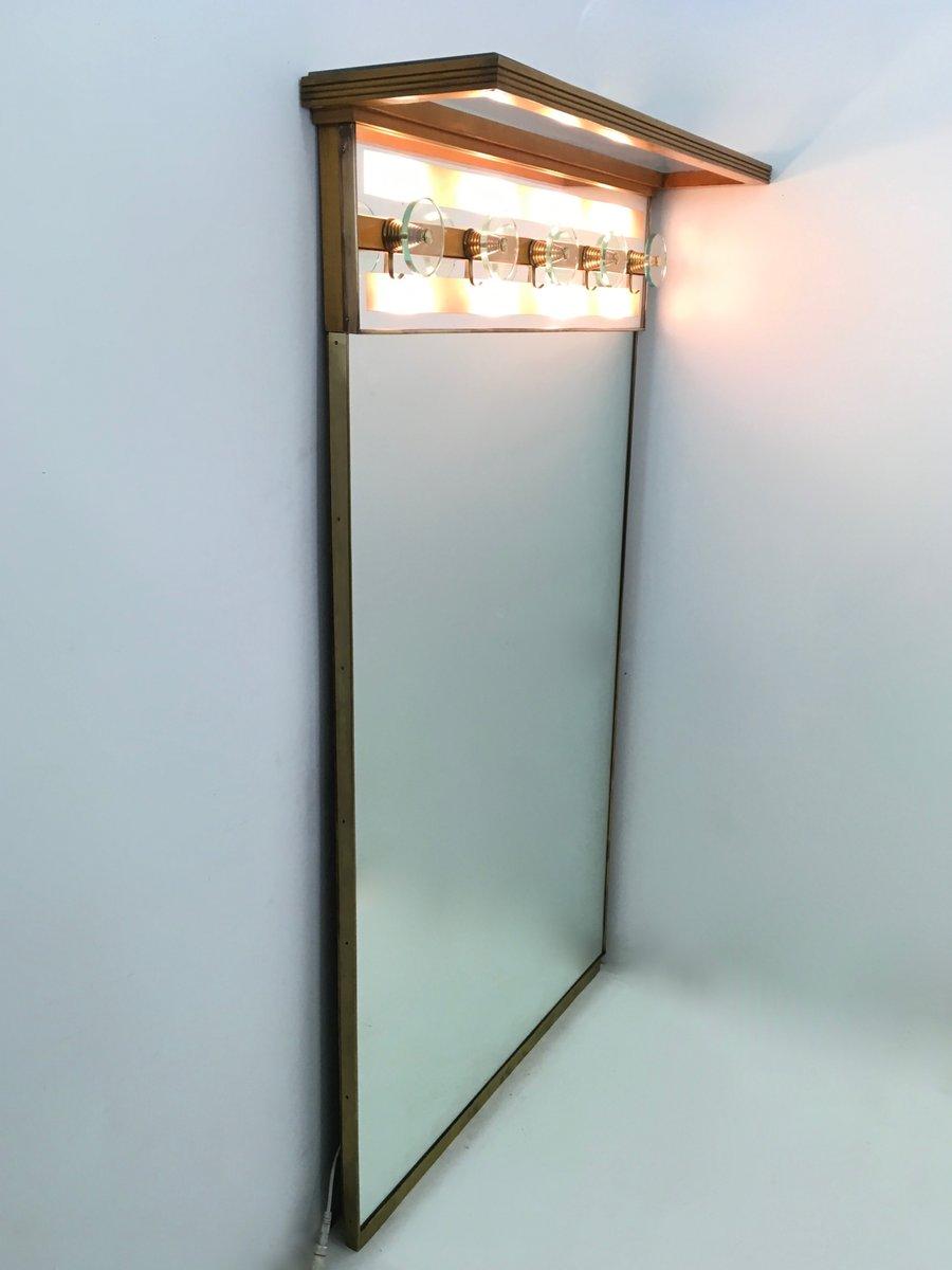 Badspiegel Vintage Great Vintage Murano Glas Spiegel Mit Floralen