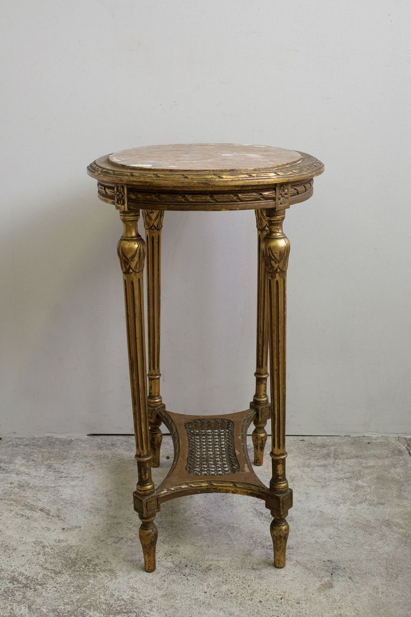Antique Marble Louis Xvi Coffee Table 1790s For Sale At Pamono