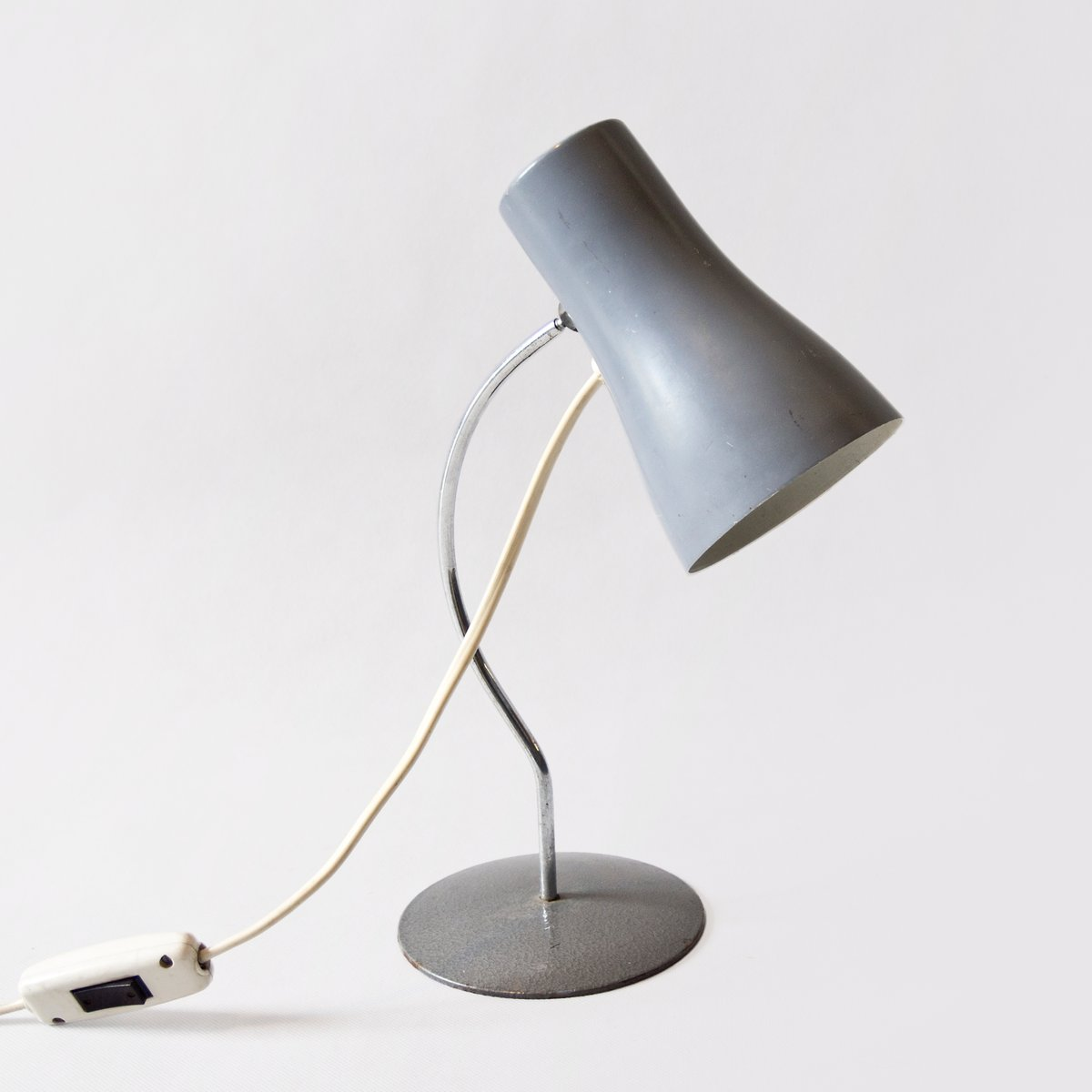 Vintage Model 1633 Small Table Lamp by Josef Hurka for Napako for ...