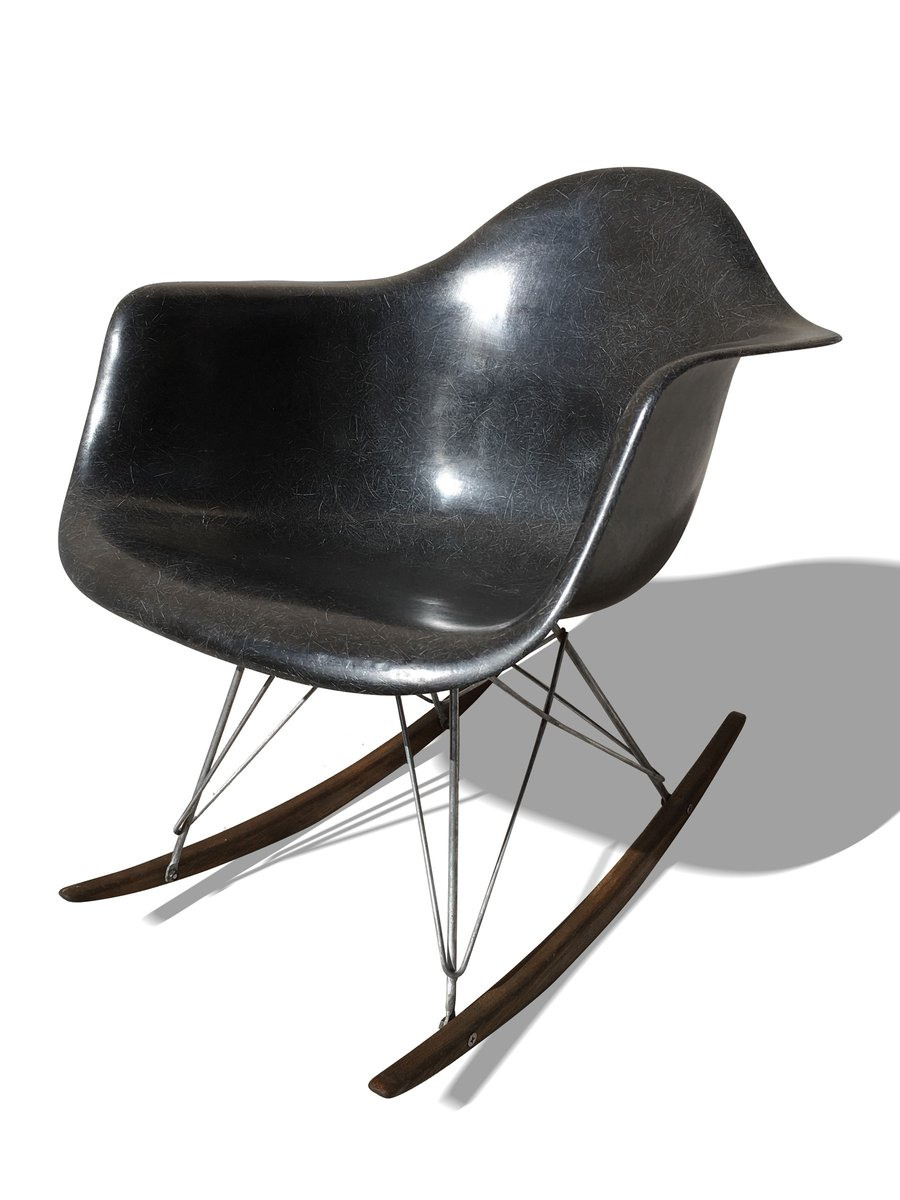 Rar Rocking Armchair By Charles Amp Ray Eames For Herman