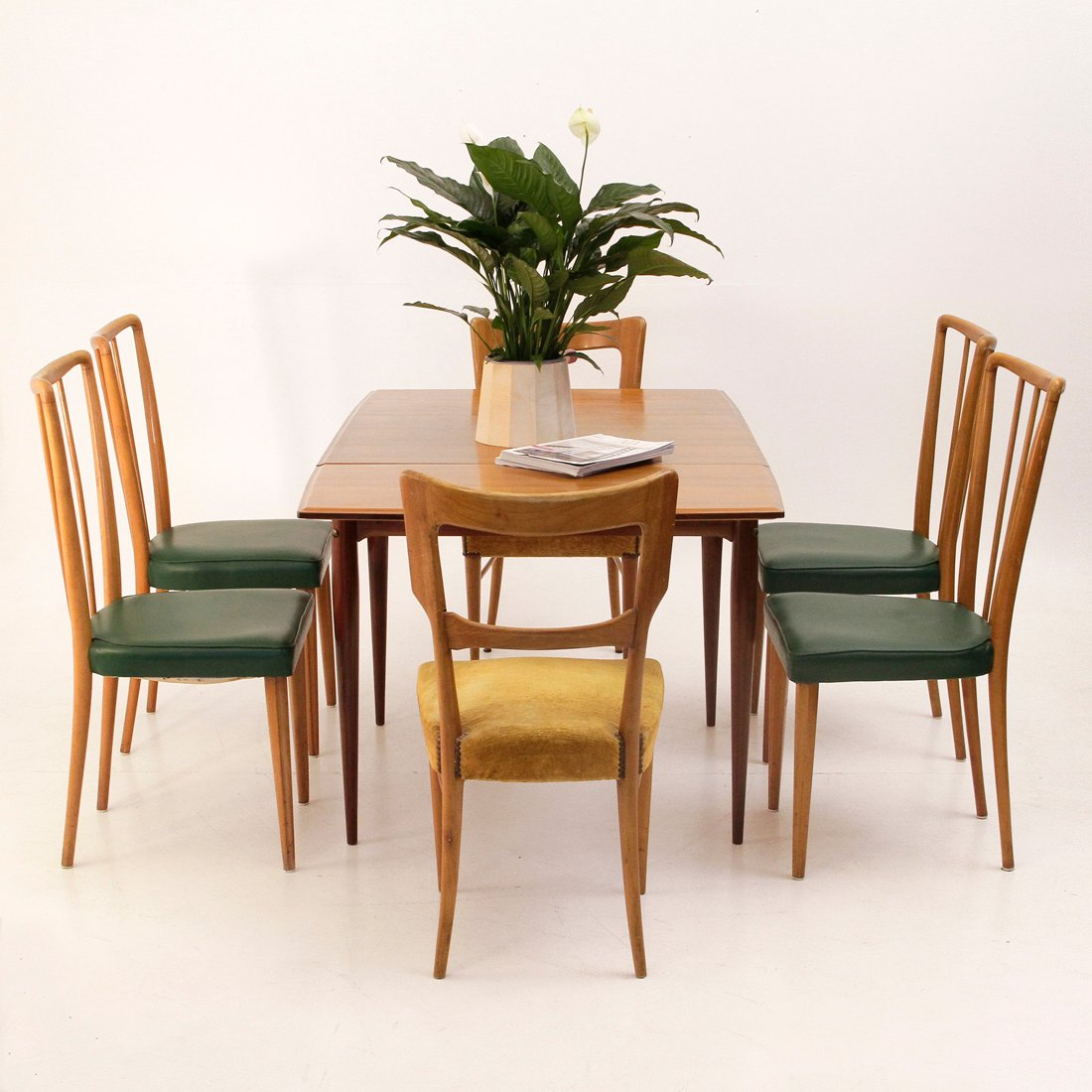 Extendable Dining Table ~ Square extendable italian dining table s for sale at