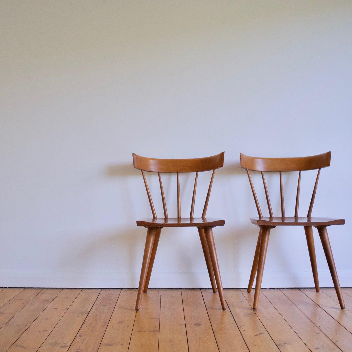 Amerikanische Stühle Kaufen : amerikanische planner group modell 1531 st hle von paul ~ Michelbontemps.com Haus und Dekorationen