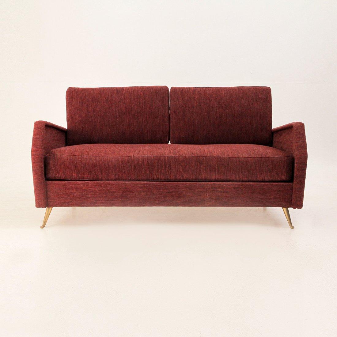 Mid Century Italian Sofa Bed 1950s For Sale At Pamono