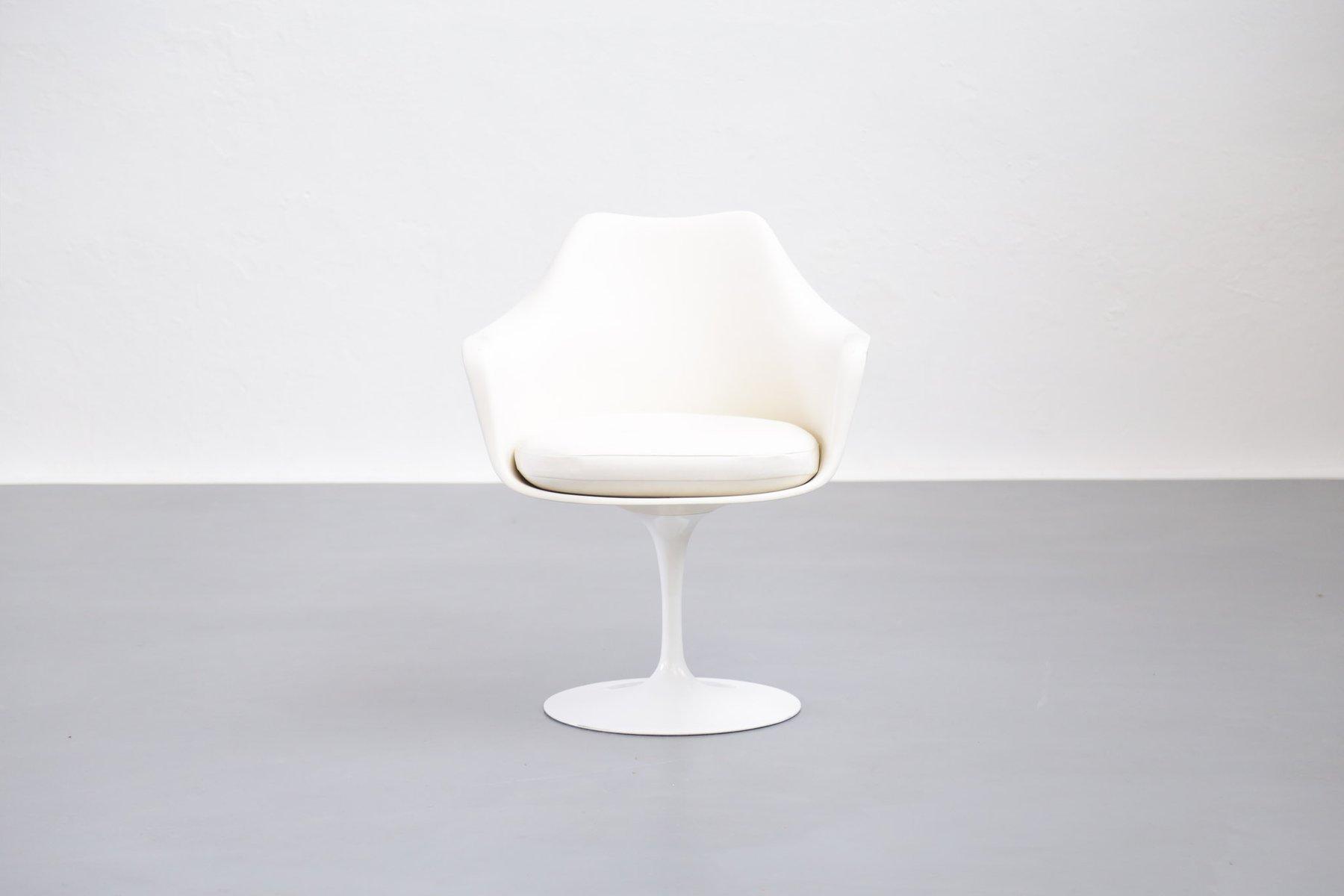 Mid Century International Tulip Arm Chair by Eero Saarinen for