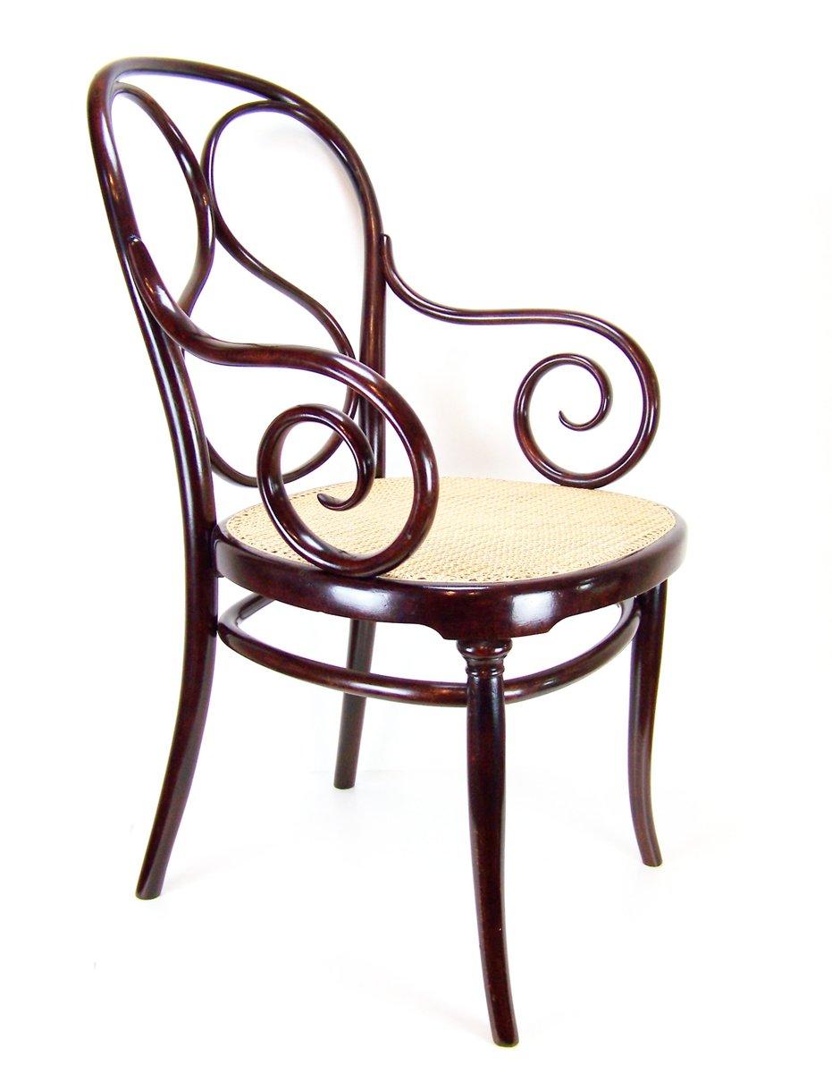 nr 1 stuhl von thonet 1885 bei pamono kaufen. Black Bedroom Furniture Sets. Home Design Ideas