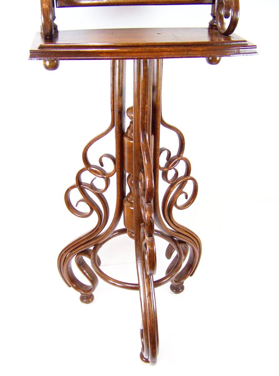 antiker frisiertisch mit neuem spiegel 1880er bei pamono kaufen. Black Bedroom Furniture Sets. Home Design Ideas