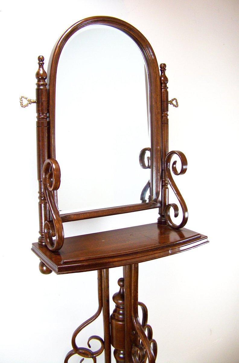 free coiffeuse antique avec nouveau miroir s with meuble coiffeuse antique. Black Bedroom Furniture Sets. Home Design Ideas