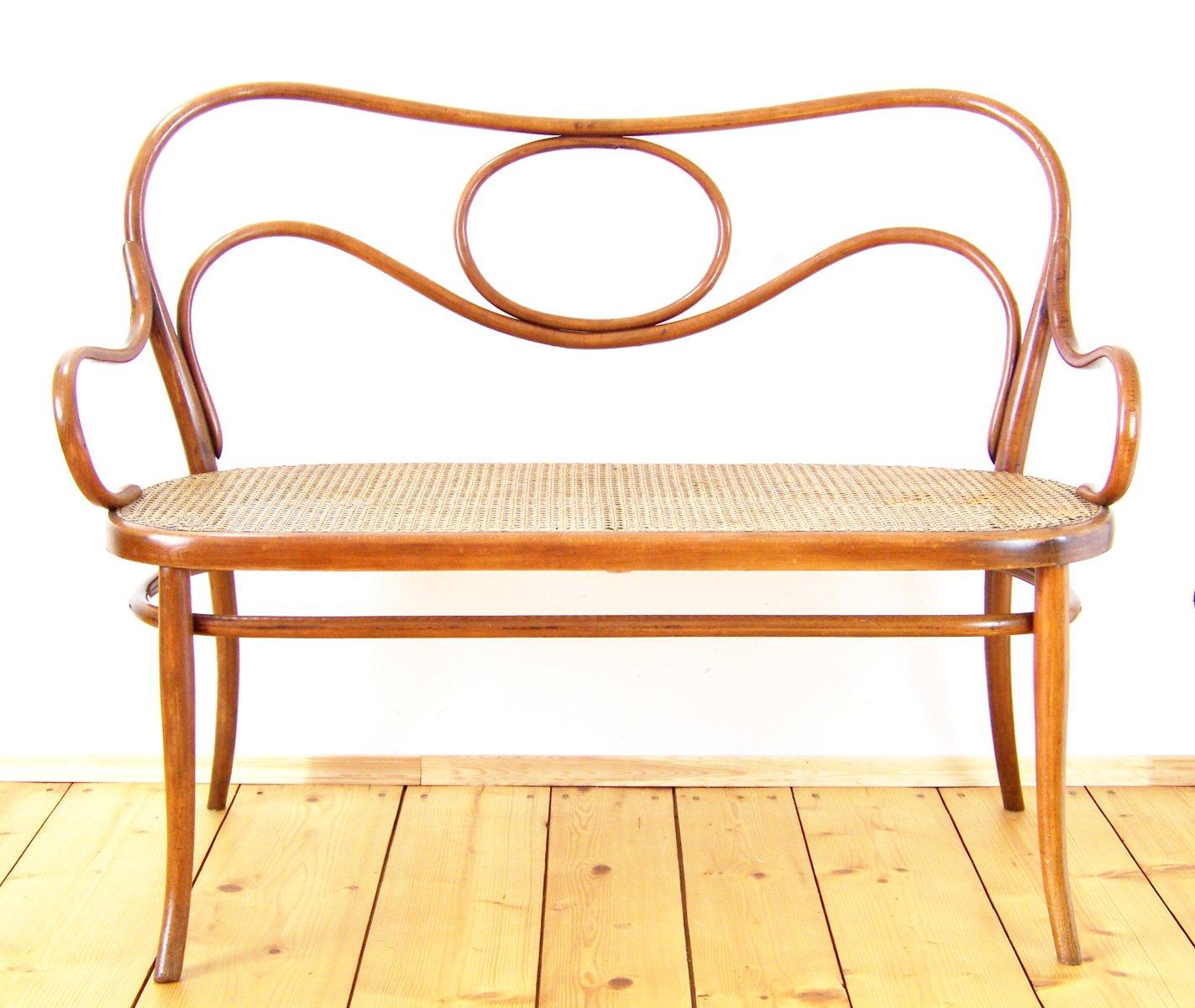 Thonet bugholz sofa refil sofa for Sofa jugendstil