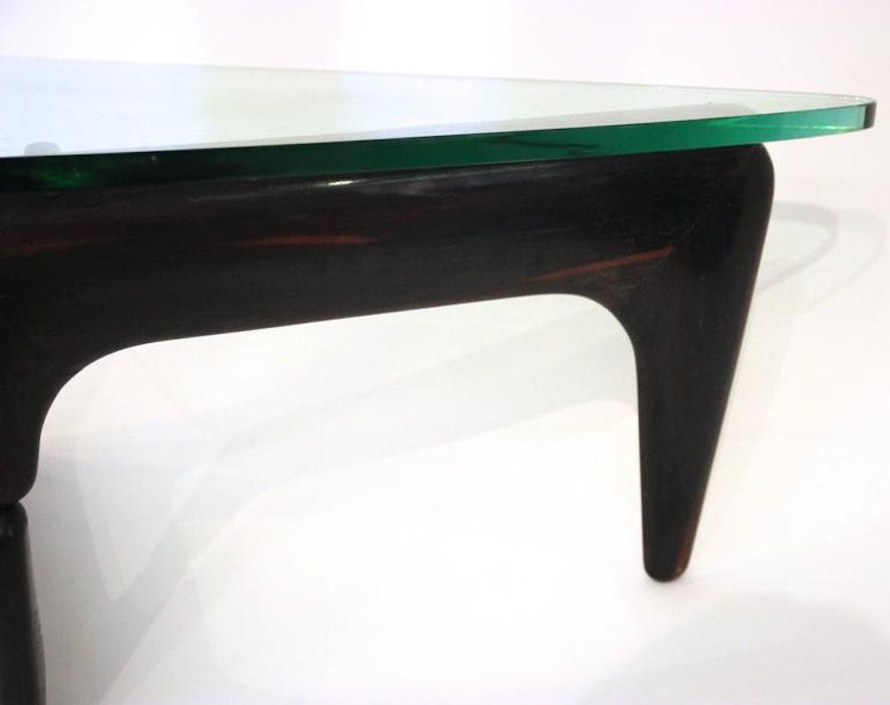 Mid century in 50 coffee table by isamu noguchi for herman miller for sale at pamono Herman miller noguchi coffee table