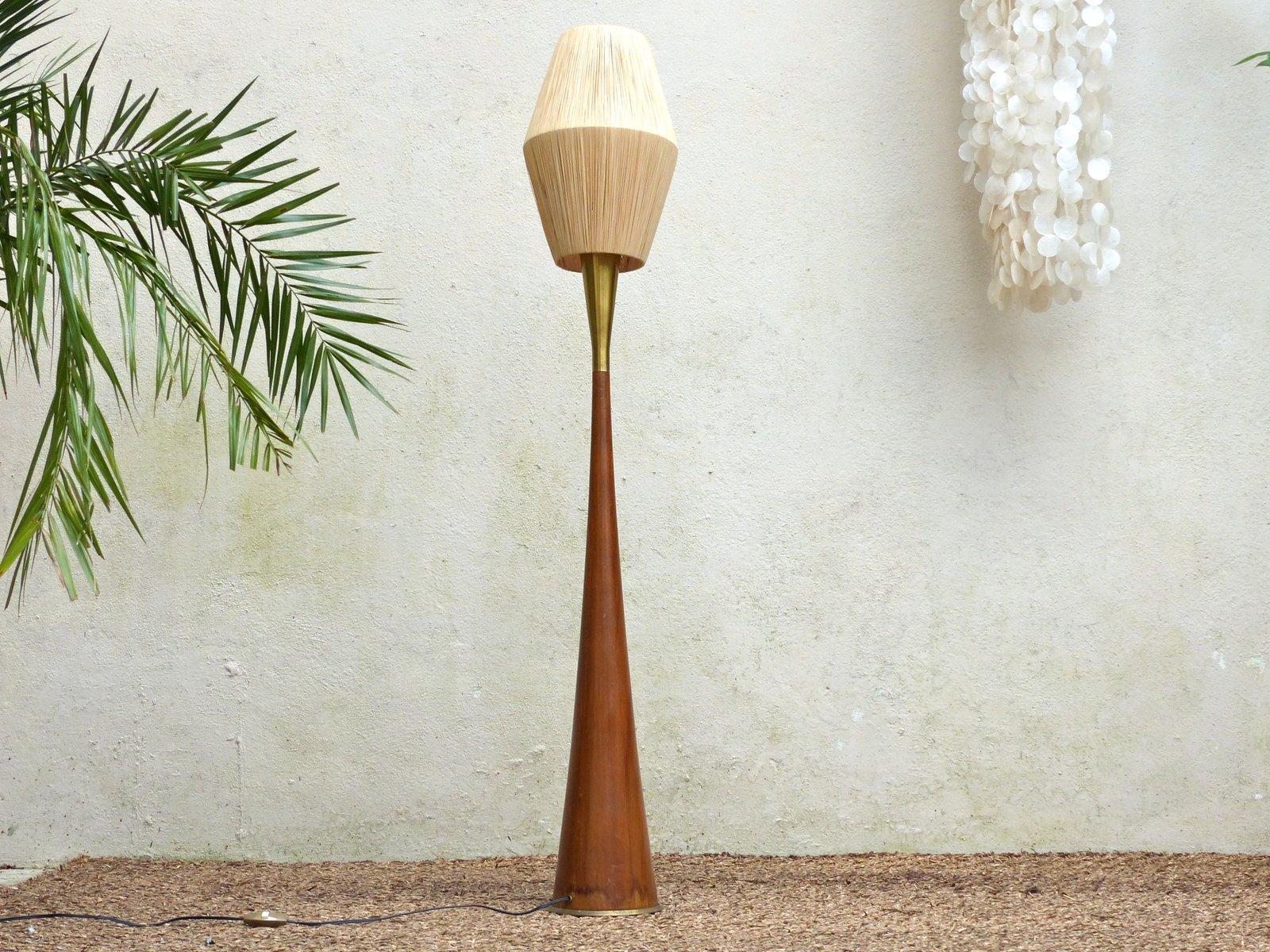 lampadaire diabolo vintage scandinave en vente sur pamono. Black Bedroom Furniture Sets. Home Design Ideas