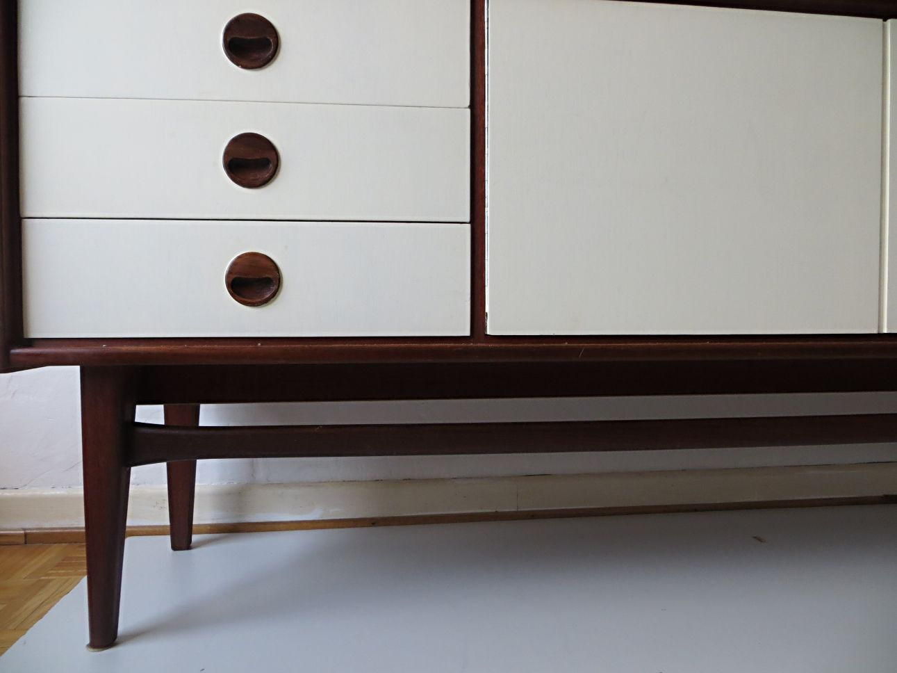 Awesome Modern Sideboard German Mid Century Modern Sideboard From Bartels Werke For  Sale At Photo