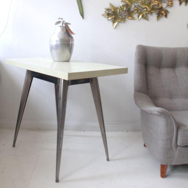 Tavolo di Xavier Pauchard per Tolix, Francia, anni \'50 in vendita ...