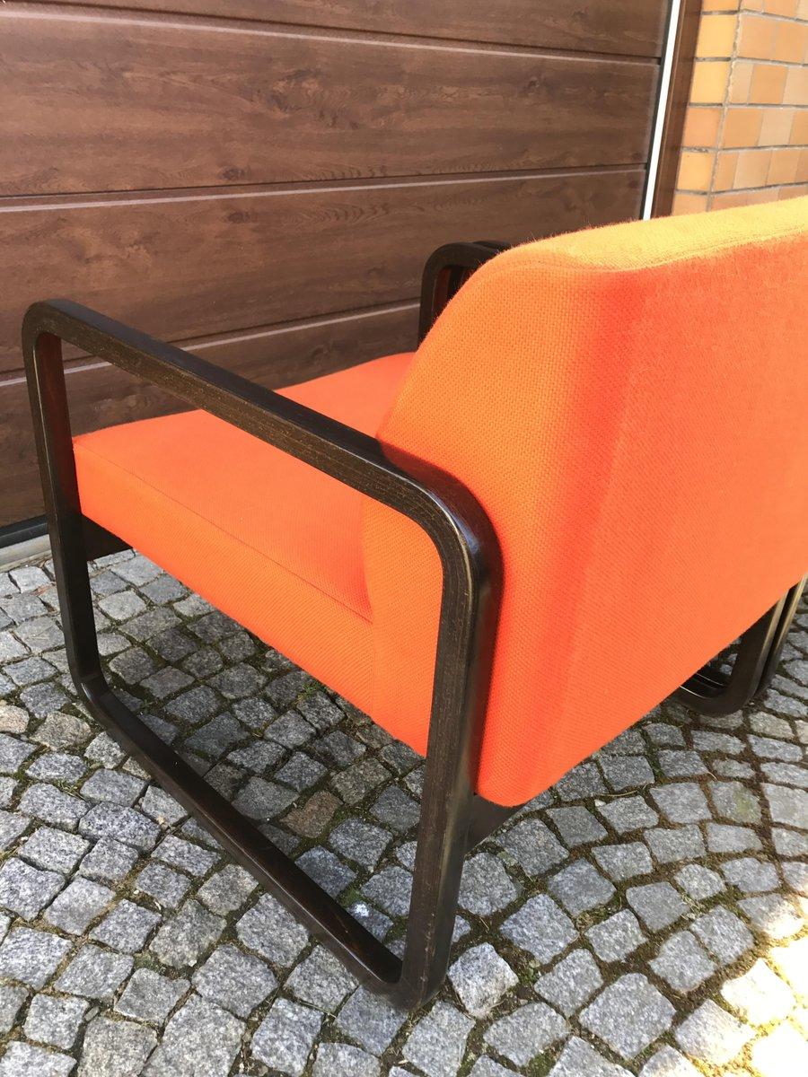 orange sessel von wilkhahn 2er set bei pamono kaufen. Black Bedroom Furniture Sets. Home Design Ideas