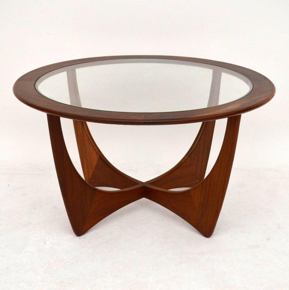 G Plan Vintage Coffee Tables: Mid-Century British Teak Astro Coffee Table By Victor