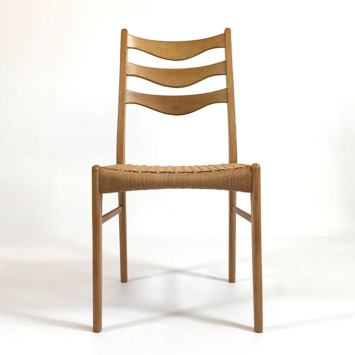 d nische vintage st hle 6er set bei pamono kaufen. Black Bedroom Furniture Sets. Home Design Ideas