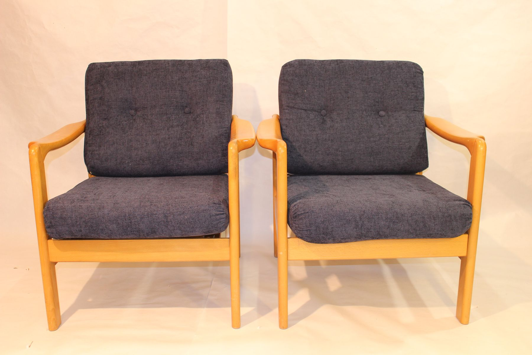 Scandinavian armchairs 1960s set of 2 for sale at pamono for 2 armchairs for sale