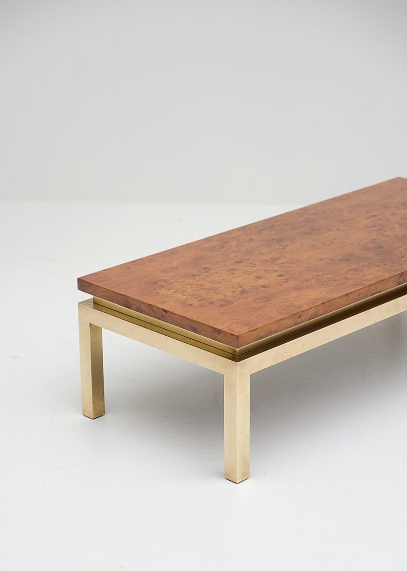 Burl Wood Coffee Table, 1970s 4. $2,044.00. Price Per Piece