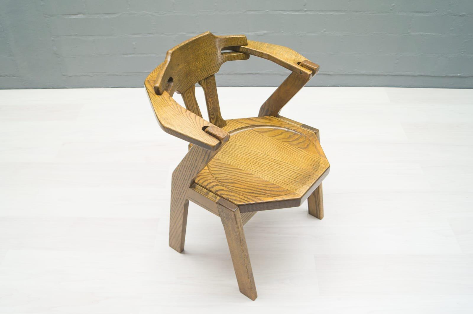 Mid Century Oak Dining Chairs Set of 4 for sale at Pamono : mid century oak dining chairs set of 4 6 from www.pamono.com size 1600 x 1063 jpeg 85kB