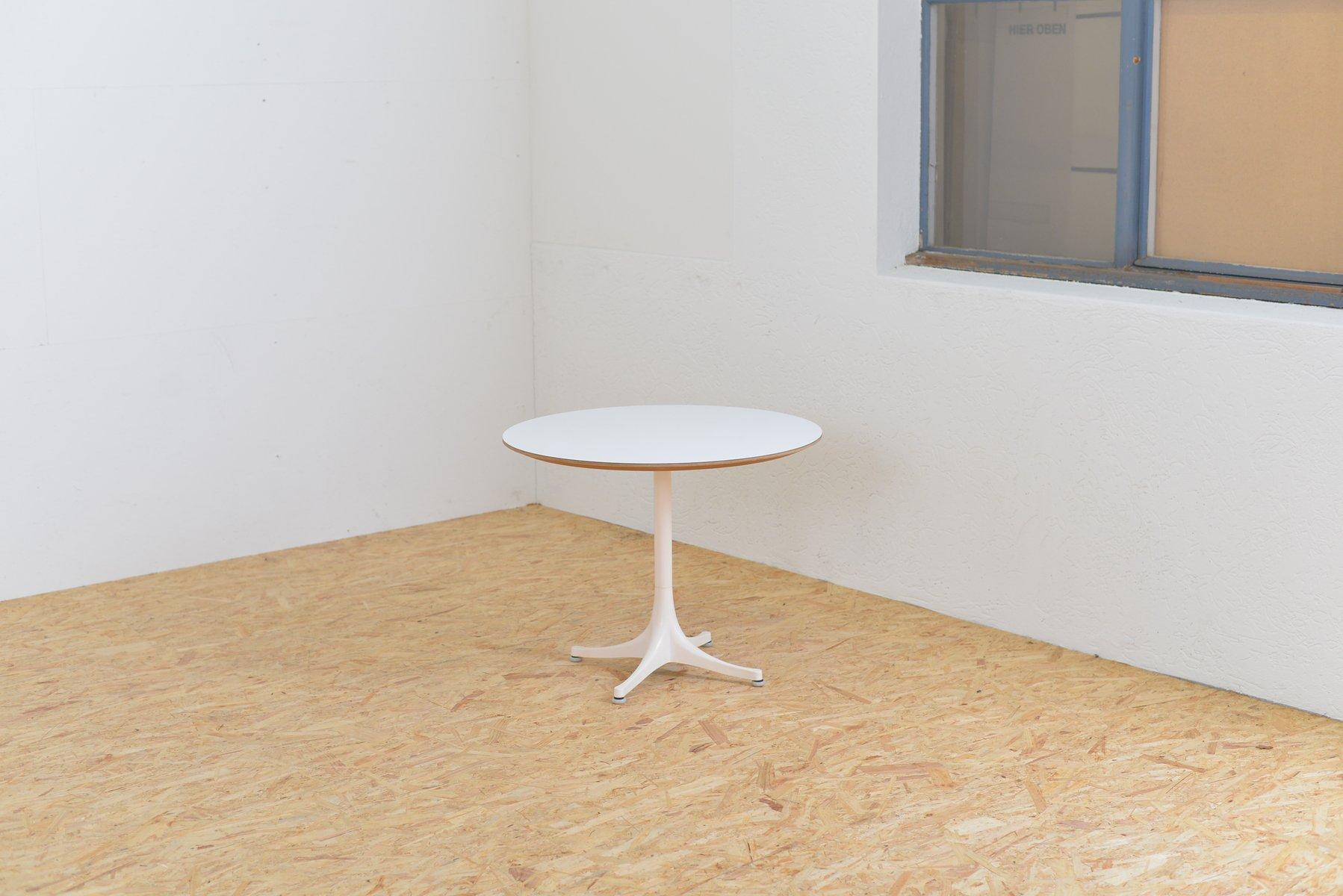 mid century beistelltisch von george nelson f r vitra bei pamono kaufen. Black Bedroom Furniture Sets. Home Design Ideas