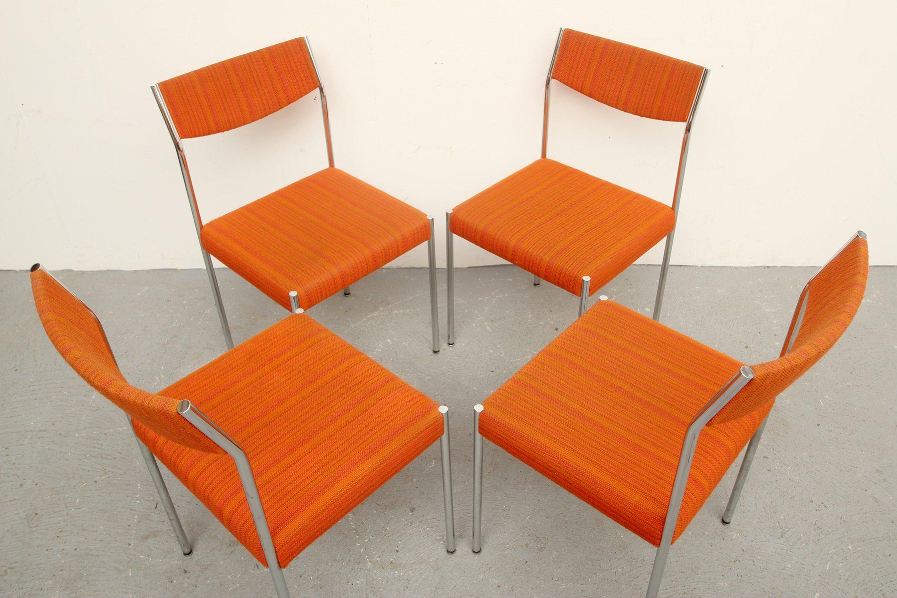Orange dining chairs - Price Per Set