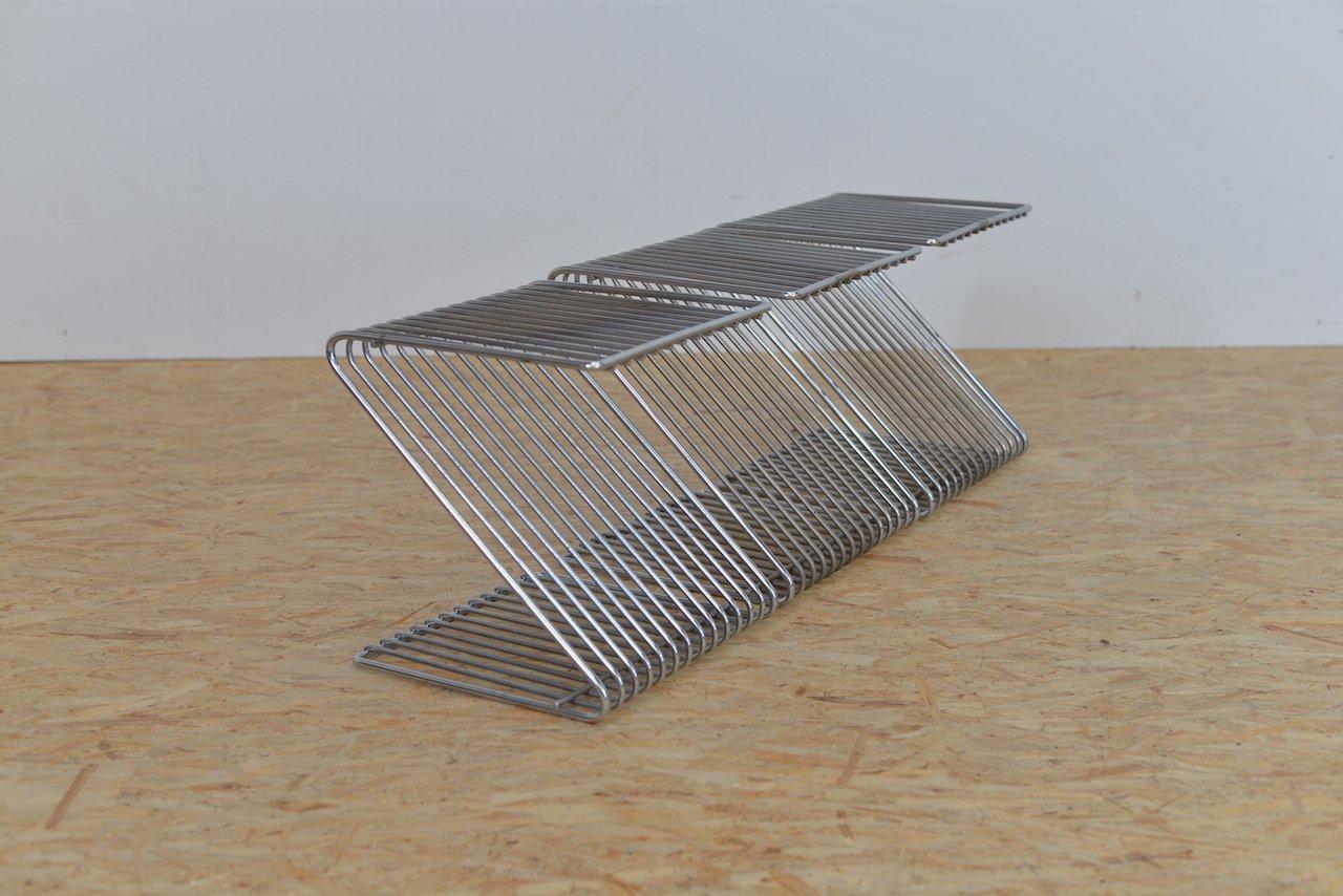 Z metall beistelltische von atelier a paris 3er set bei for Designer beistelltische metall
