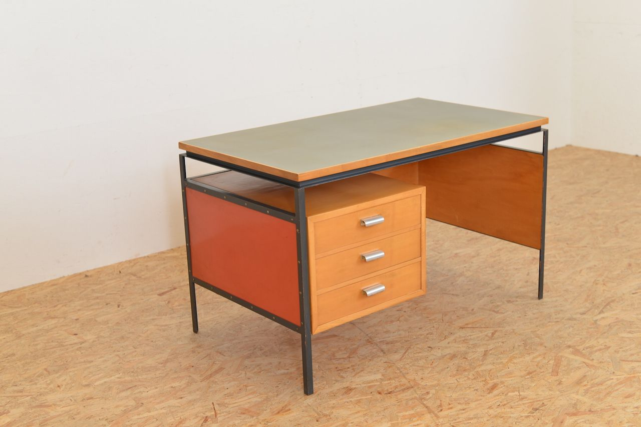 midcentury maple desk by kurt thut for sale at pamono - midcentury maple desk by kurt thut