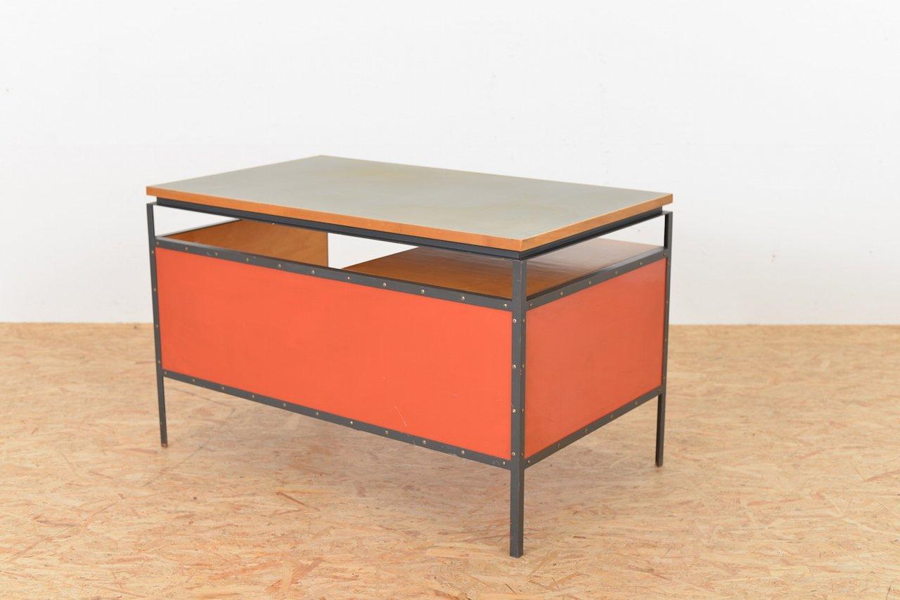midcentury maple desk by kurt thut for sale at pamono - price per piece