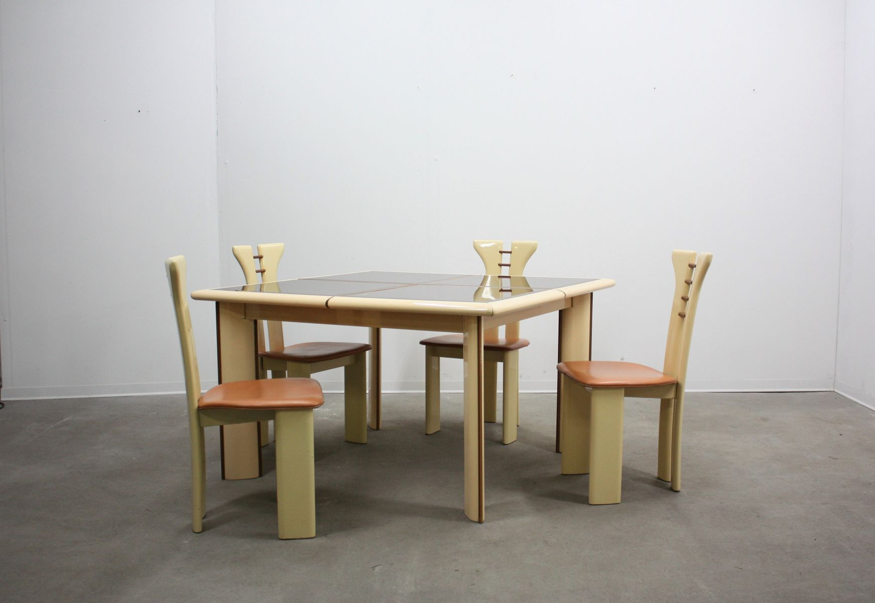 Vintage Dining Set by Pierre Cardin for sale at Pamono