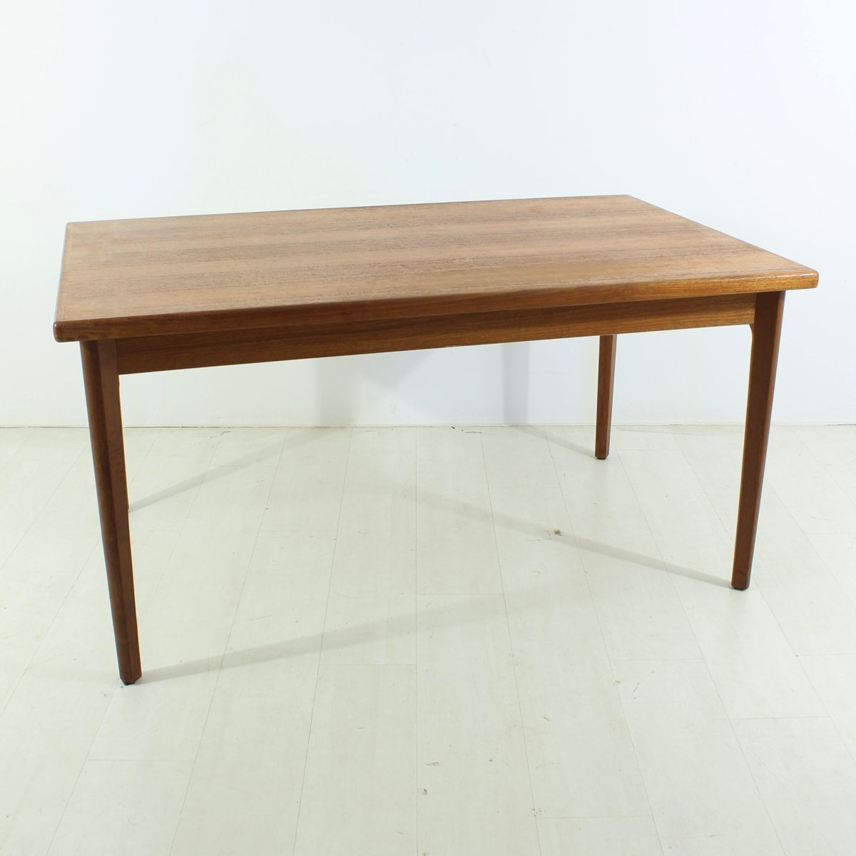 Vintage Danish Extending Teak Dining Table from BRDR Furbo for
