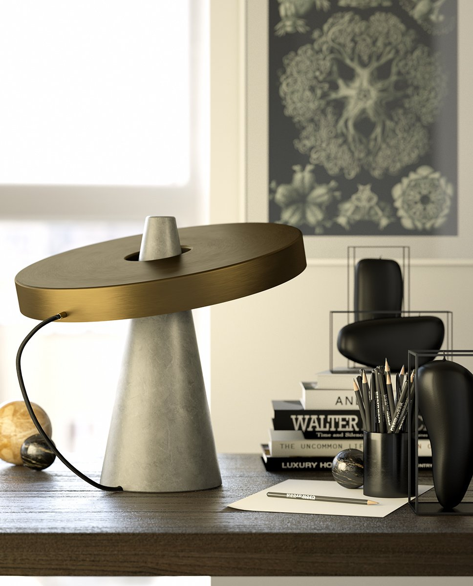 Ed table lamp by edizioni design for sale at pamono for Table th 00 02