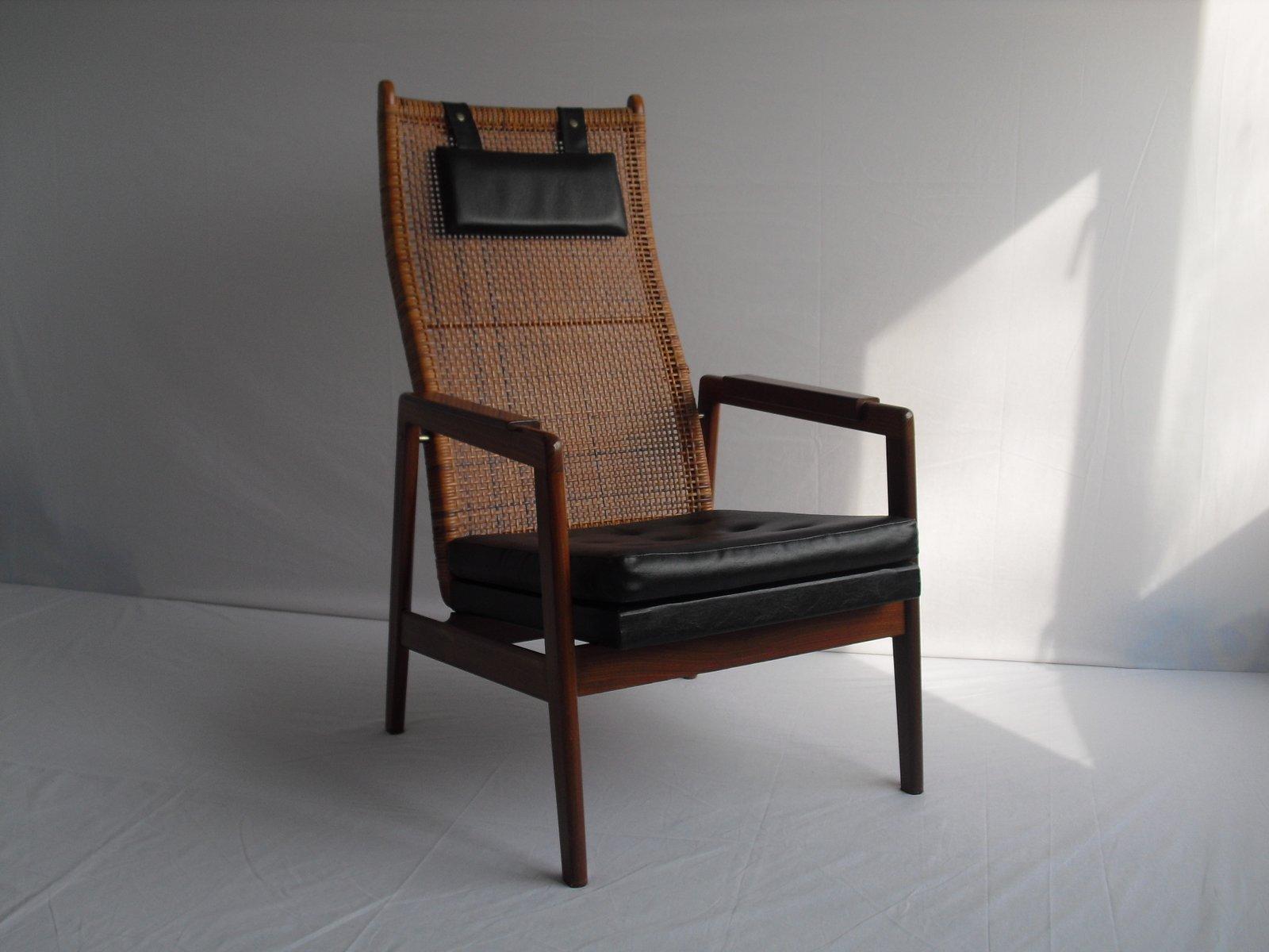 mid century sessel von p j muntendam f r jonkers 1950er. Black Bedroom Furniture Sets. Home Design Ideas
